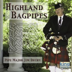 Highland Pipes, Jim Drury